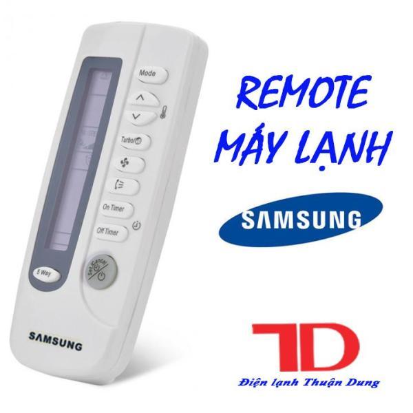 Điều khiển điều hòa SAMSUNG - Remote máy lạnh SAMSUNG