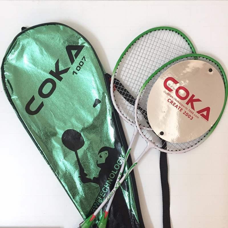 Hình ảnh Vợt cầu lông COKA cho gia đình tốt giá rẻ 1007