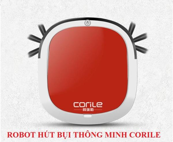 Robot hút bụi lau nhà thông minh tự động tránh vật cản CORILE
