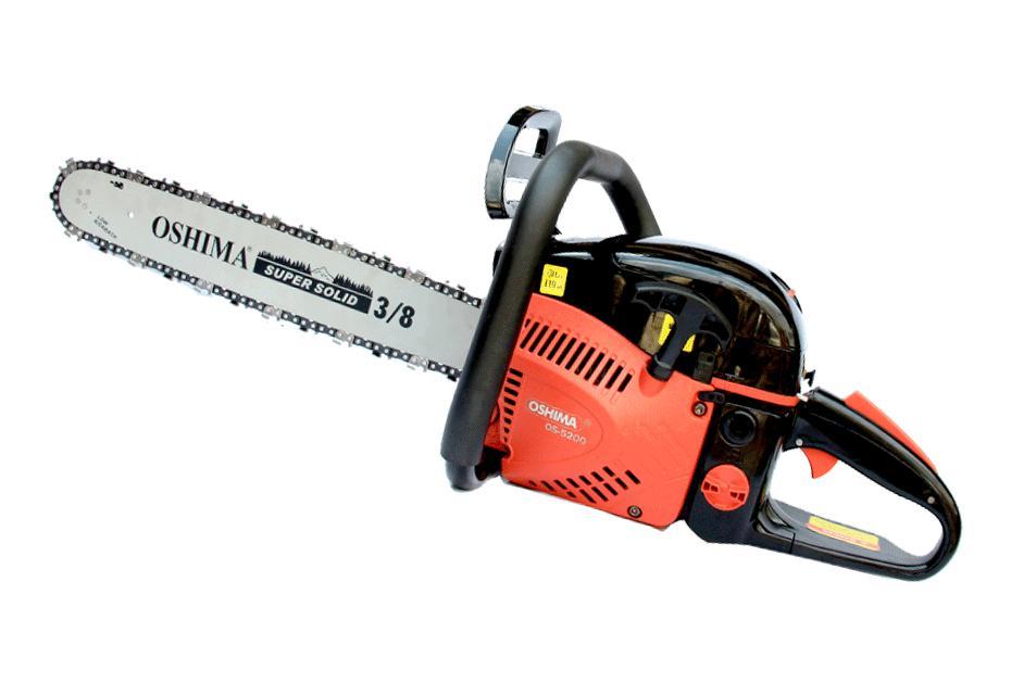 [CHÍNH HÃNG] - Máy cưa xích chạy xăng OSHIMA 5200 - 2100W - ABG shop