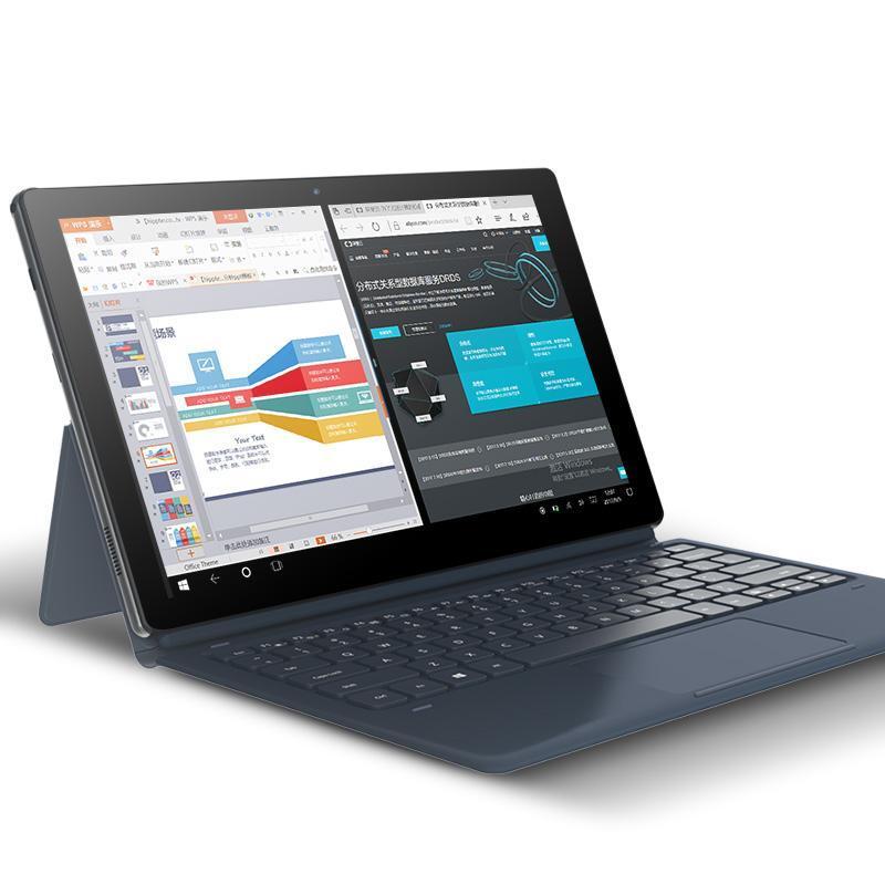 Cube Knote 5 11.6 inch chip Intel Gemini Lake N4000 Ram 4GB 128GB kèm bàn phím