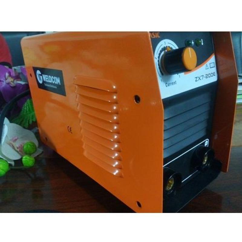 Máy hàn điện tử Jasic ZX7-200E - PK chất lượng tốt