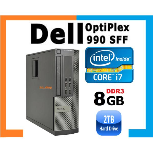 Bảng giá Máy tính Dell optiplex 990 Core i7 - Ram 8gb - Hdd 2tb(2000gb ) - Hàng nhập khẩu CM 990. Phong Vũ