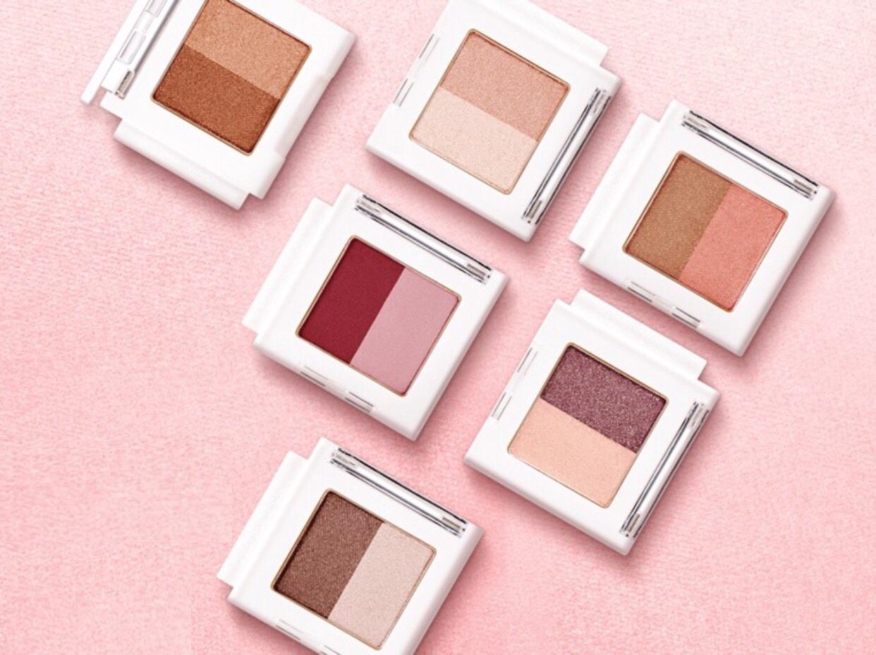 Màu Mắt Mono Cube Dual Eyeshadow - MMTFS01 tốt nhất