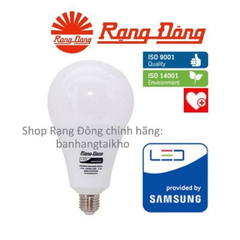 Bóng Đèn Led Bulb 20W Rạng Đông - Samsung Chipled