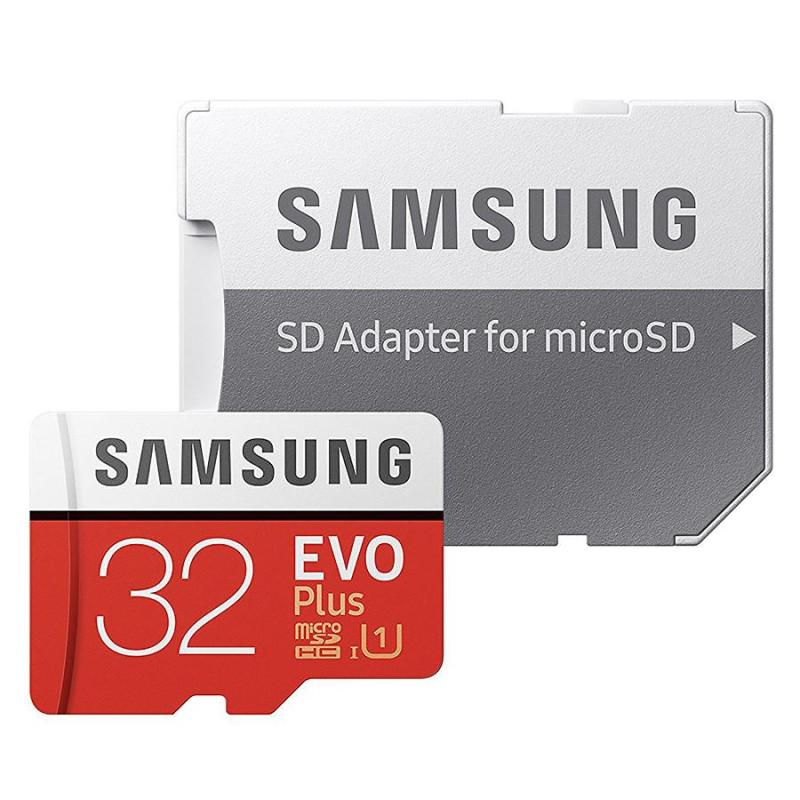 Thẻ Nhớ Micro SD 32Gb Samsung Evo plus - CL10W - Class 10