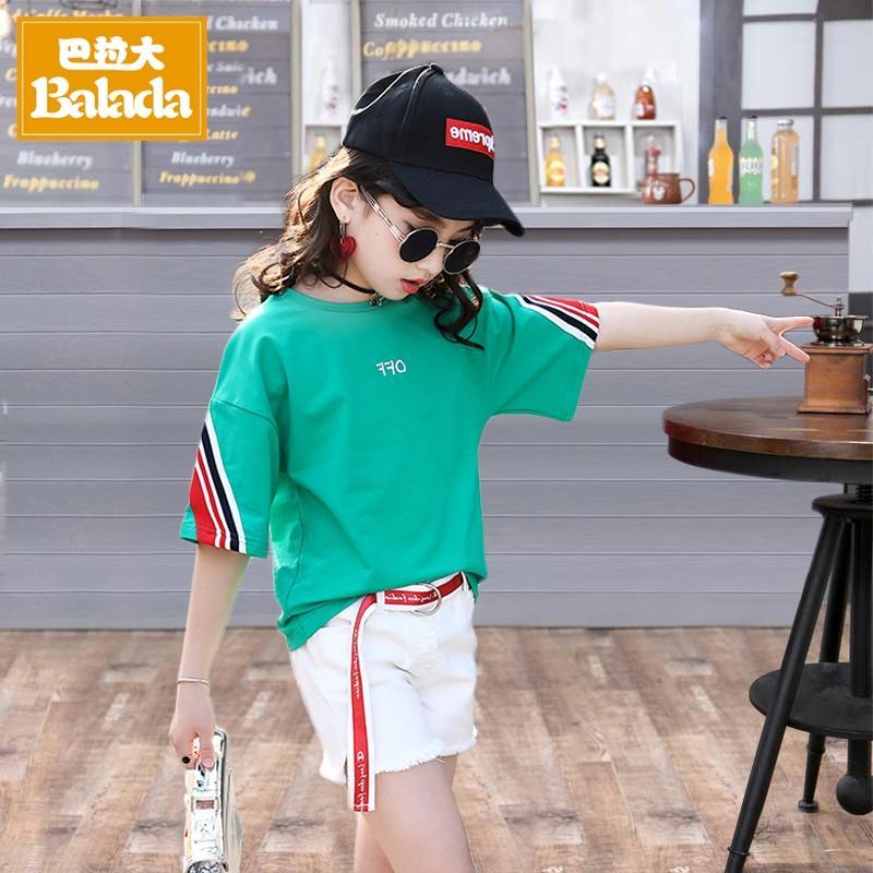 Bộ quần áo bé gái cực chất Nhật Bản