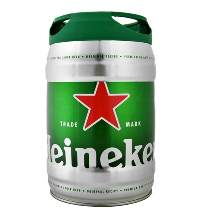 Giảm Giá Khi Mua cho Bia Heineken  Bom 5 Lít Hà Lan Nhập Khẩu