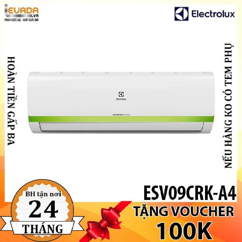 Bảng giá (ONLY HCM) Máy Lạnh Electrolux 1 HP ESV09CRK-A4