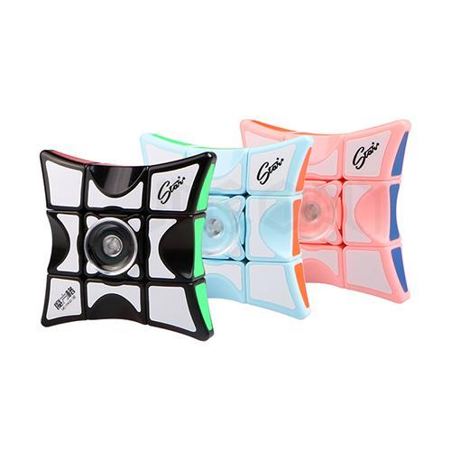 Hình ảnh Đồ chơi con quay Rubik Qiyi Spinner Cube - Rubik Ocean
