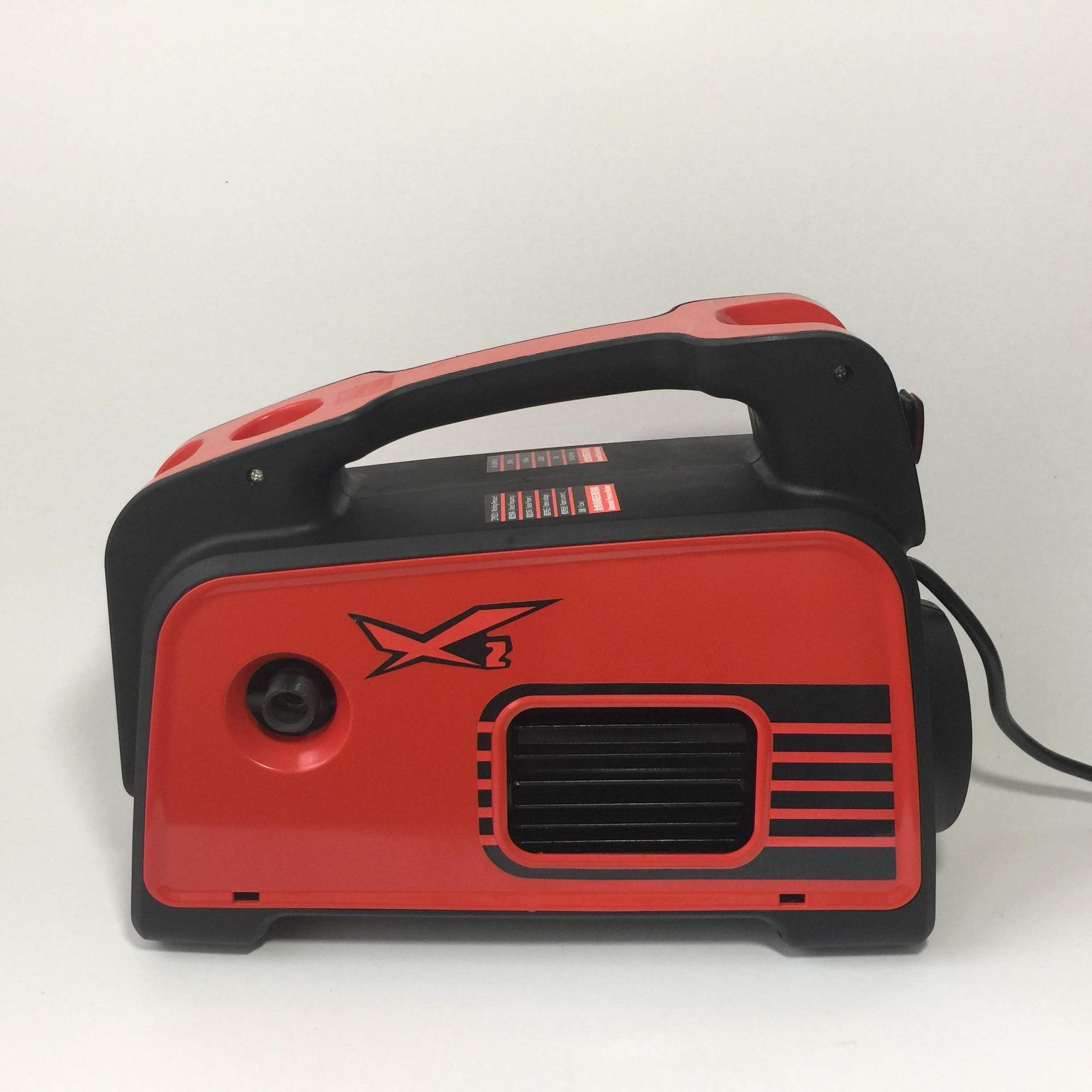 Máy xịt rửa cao áp EDEN - X2 (tặng kèm bình bọt tuyết)