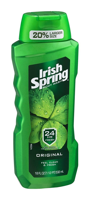 Sữa tắm Irish Spring Original 532ml