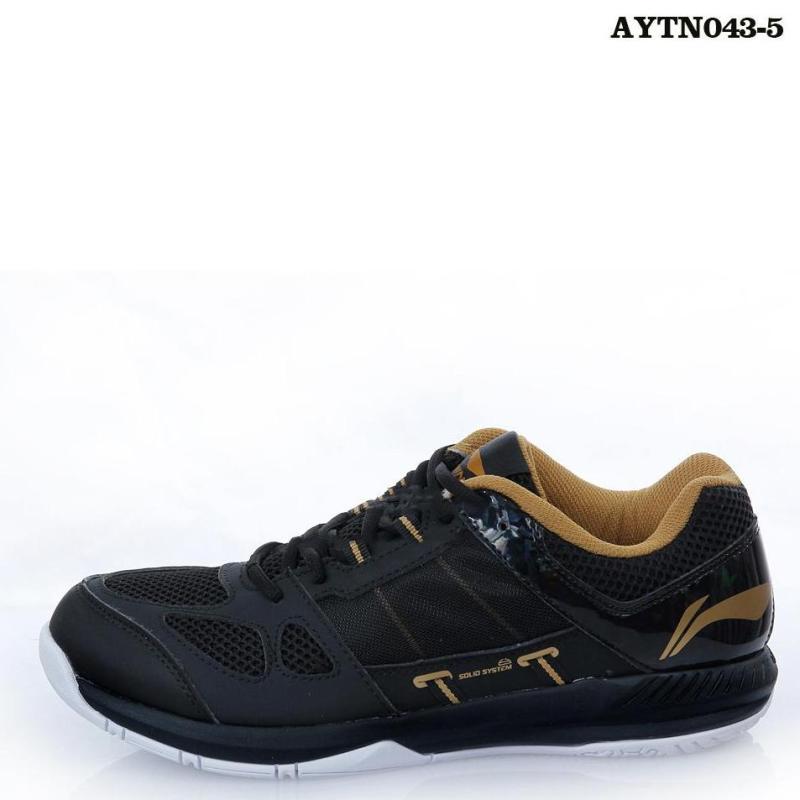 Giày cầu lông Lining Nam chuyên nghiệp, CH (màu đen, trắng)