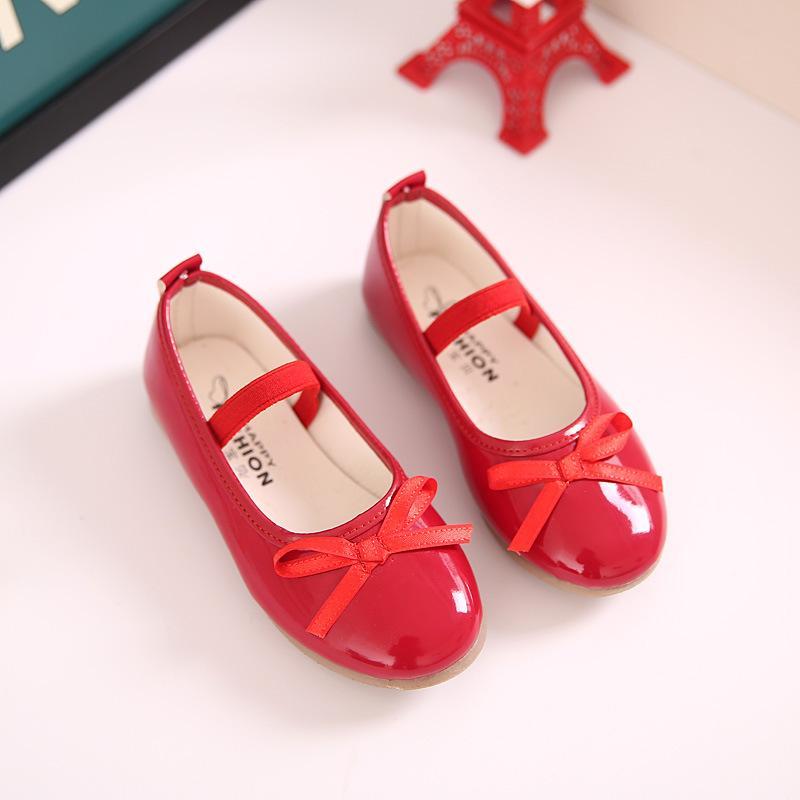 Giá bán Kiểu Hàn Quốc Mẫu Xuân Thu Cô Gái Thể Thao Giày Đế Bằng Giày Trẻ Em