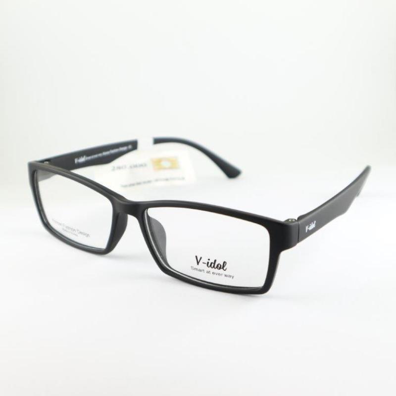 Giá bán Gọng Kính V-Idol V8128 MBK ( đen nhám )