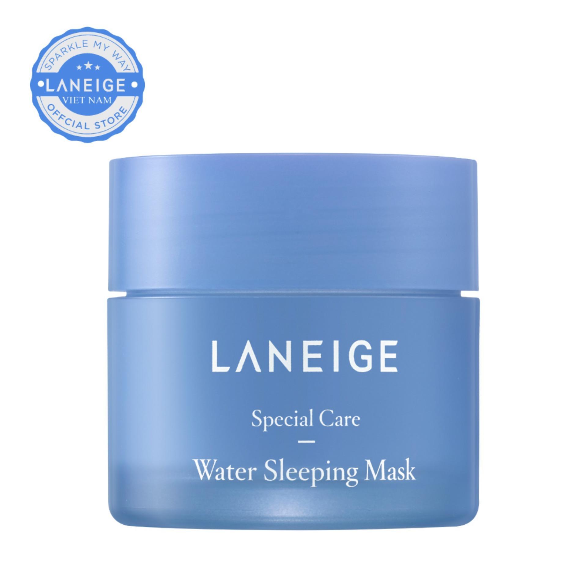 Mặt nạ ngủ dưỡng ẩm Laneige Water Sleeping Mask Miniature 25ml