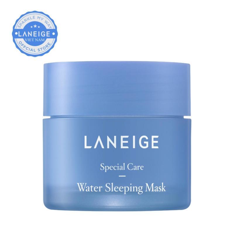 Mặt nạ ngủ dưỡng ẩm Laneige Water Sleeping Mask Miniature 25ml nhập khẩu