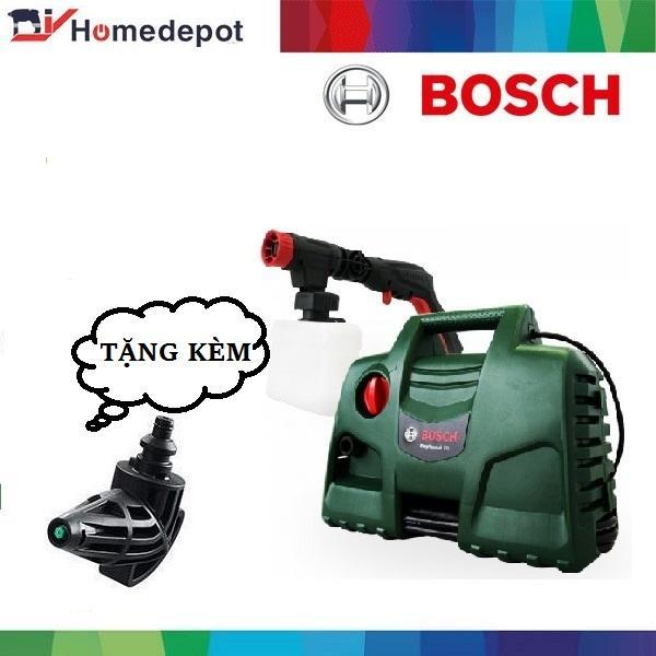 Máy phun xịt rửa áp lực cao Bosch AQT + tặng đầu phun 90 độ
