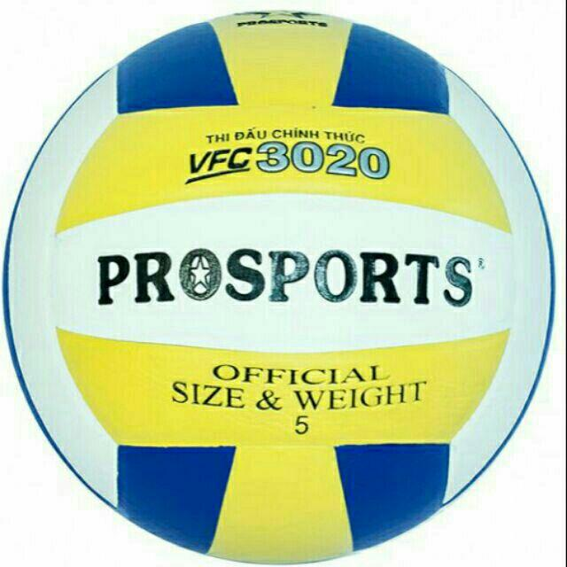 Hình ảnh Bóng chuyền Prosports da PVC VFC3020