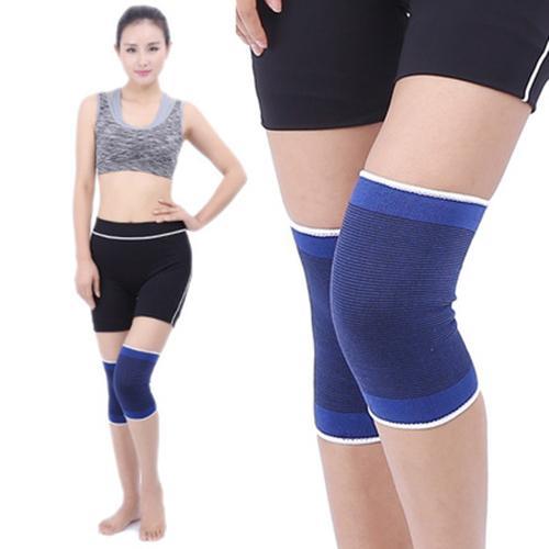 Hình ảnh Phụ kiện bảo vệ đầu gối chân cho gym hay các môn thể thao ( 1 chiếc )
