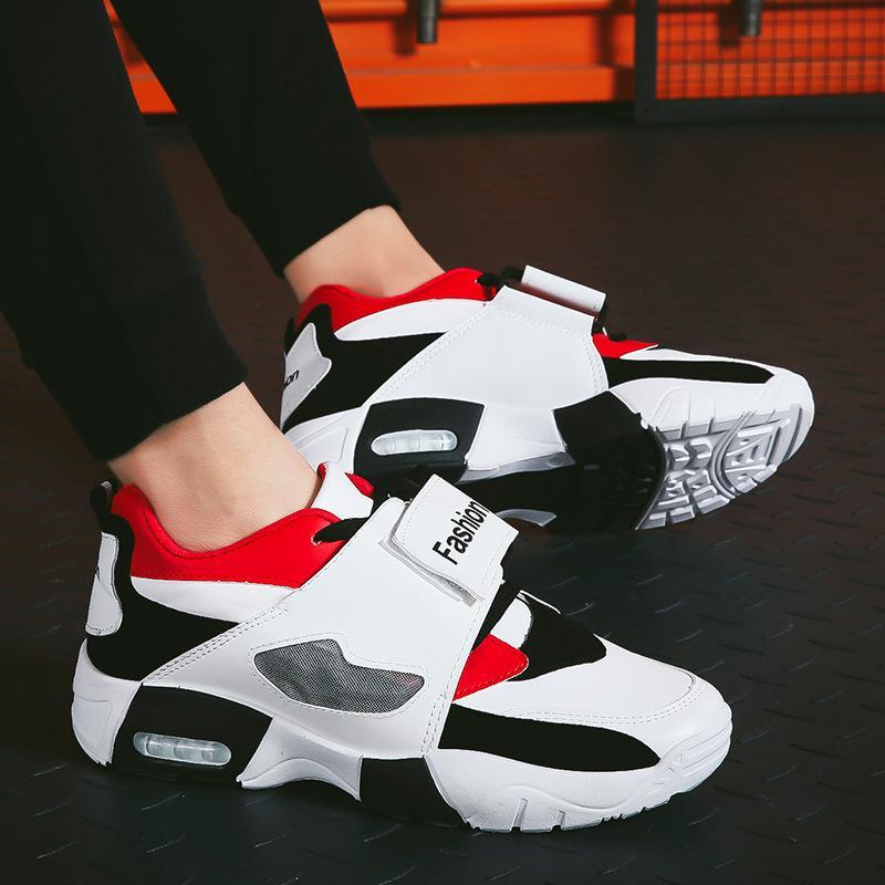 Hình ảnh Giày sneaker nam thời trang - A129