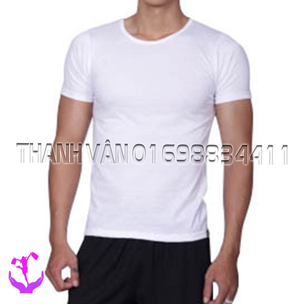 Áo lót nam ngắn tay nam vải cotton Hà Nội