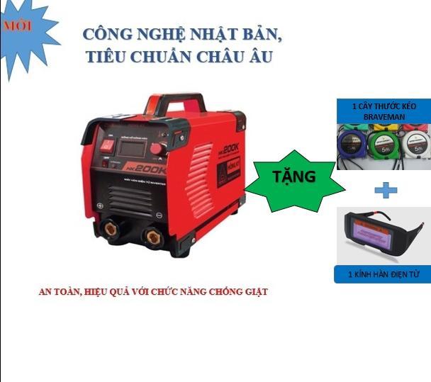 Máy điện tử Hồng Ký HK 200K