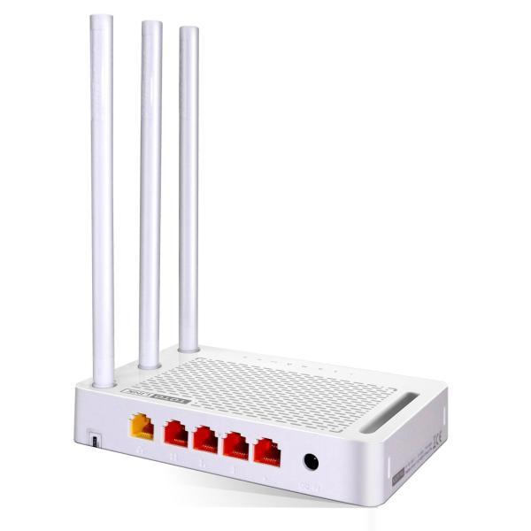 Bộ phát WiFi Router TOTOLINK N302R Plus 300Mbps - Hãng Phân Phối Chính Thức