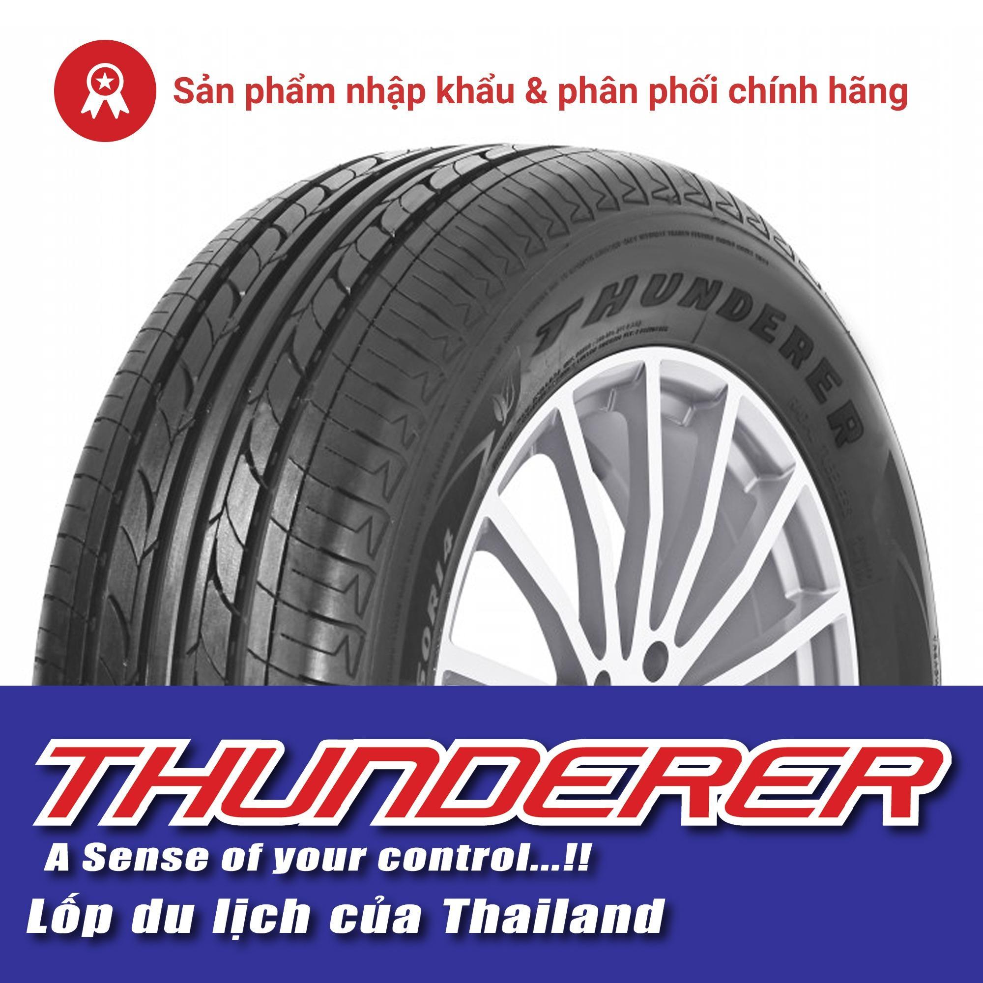Bán Thay 04 Lốp Vỏ Xe Oto 165 65R14 79T R203 Thunderer Chinh Hang Cho Xe Hyundai Grand I10 Combo 04 Lốp Vỏ Thunderer Nguyên