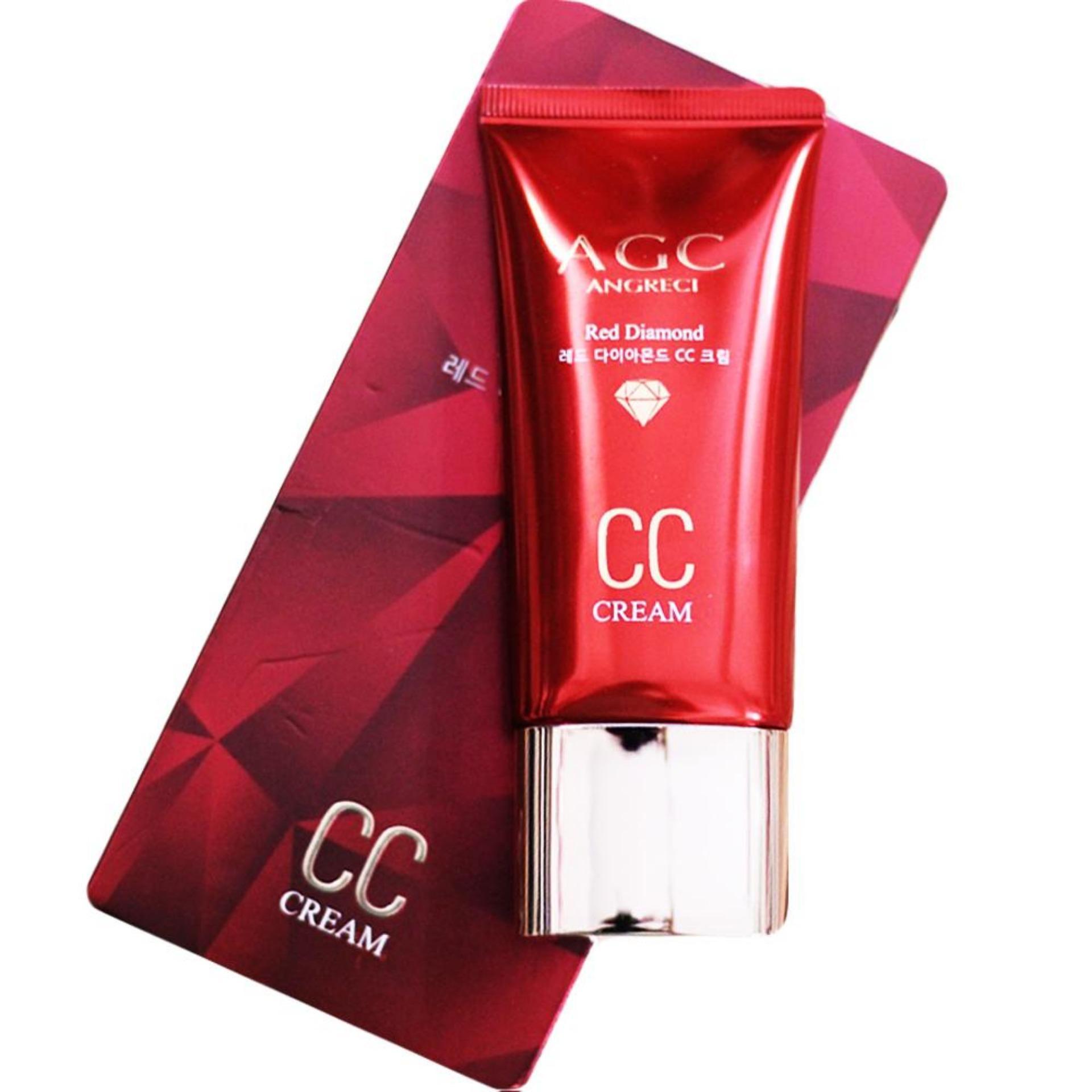 Kem Nền AGC CC Cream (Che Khuyết Điểm Thông Minh) tốt nhất
