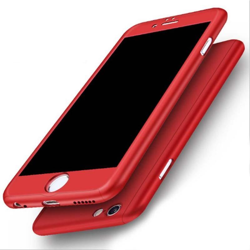 Giá Ốp lưng 360 cho iphone 6Plus/6S Plus tặng kính cường lực thời trang