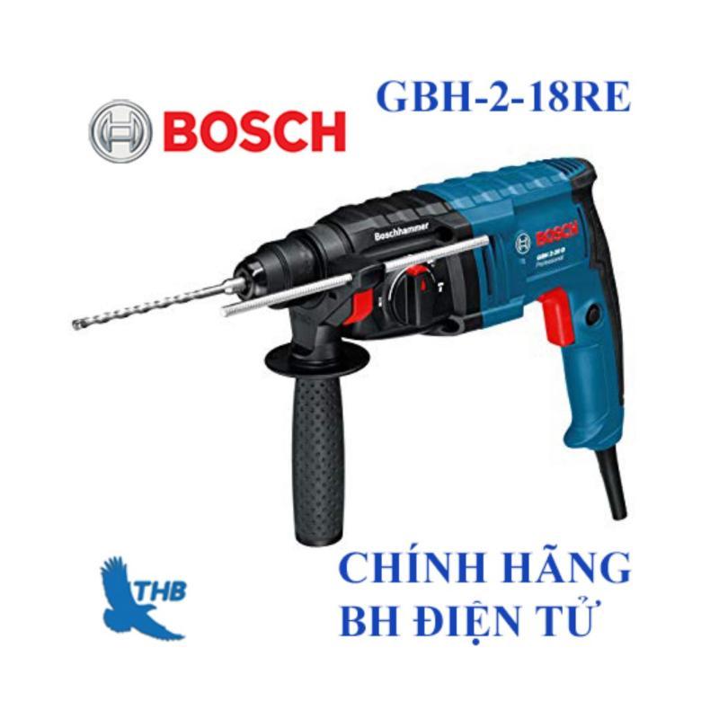 Máy khoan búa Bosch GBH 2-18 RE + Chụp hứng bụi