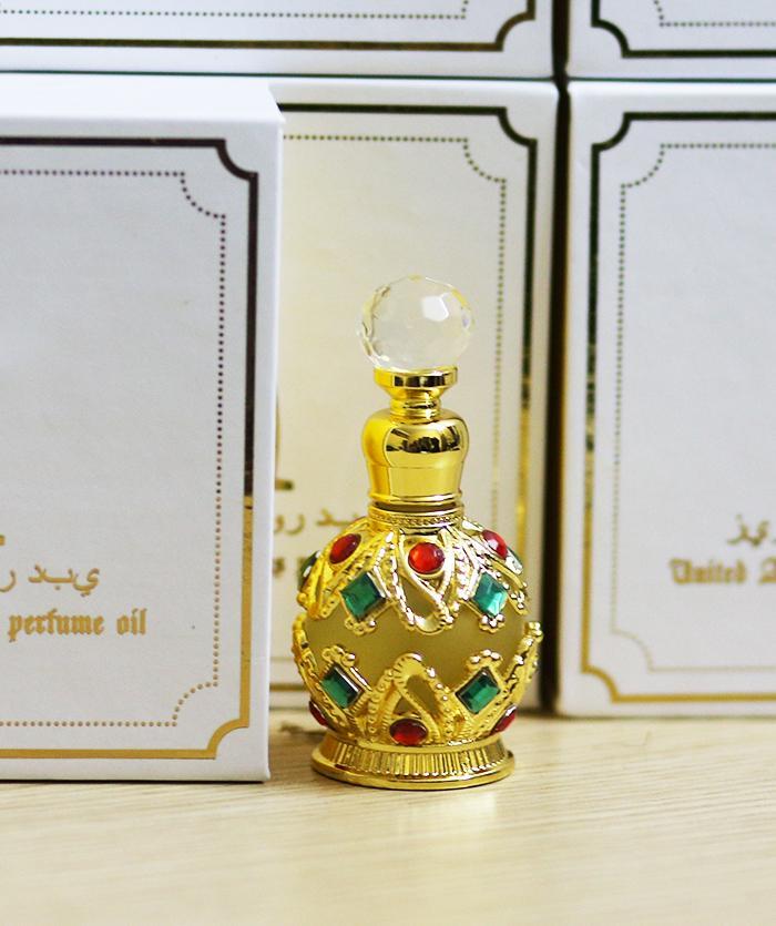Tinh dầu nước hoa Dubai Miss universe (vàng)- hương hoa cỏ