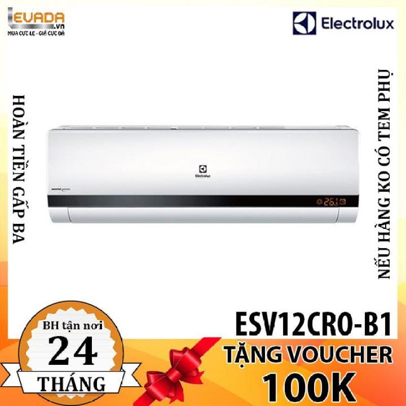 Bảng giá (ONLY HCM) Máy Lạnh Electrolux Inverter 1.5 HP ESV12CRO-B1