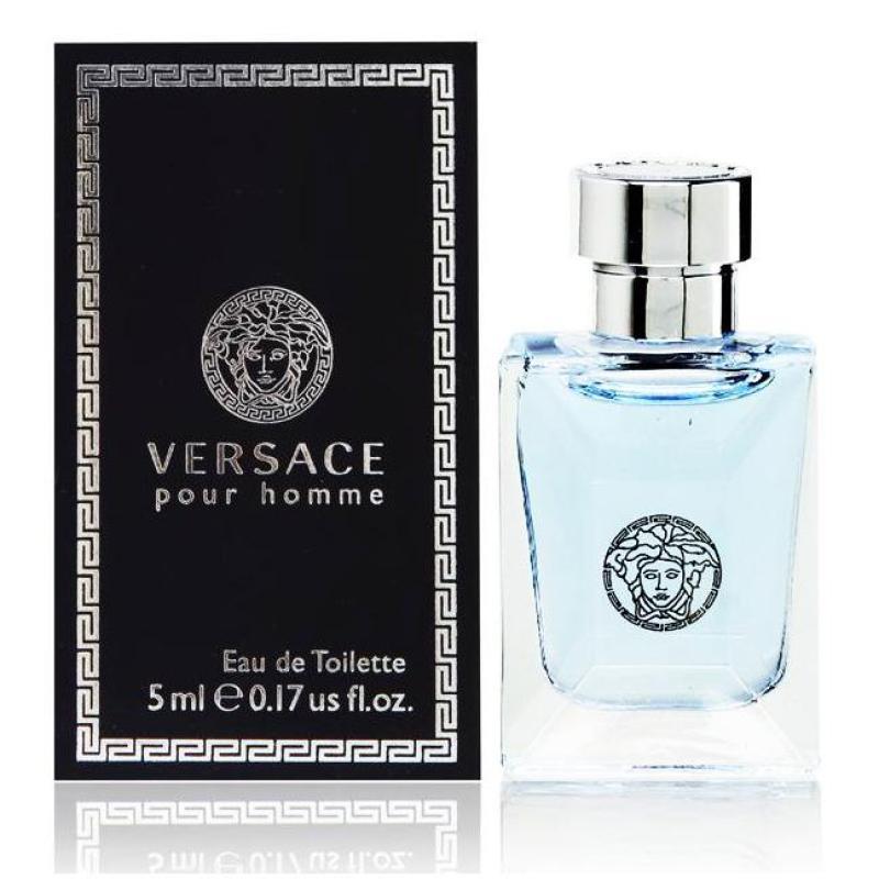 Nước hoa nam VERSAC Pour Homme EDT 5ml