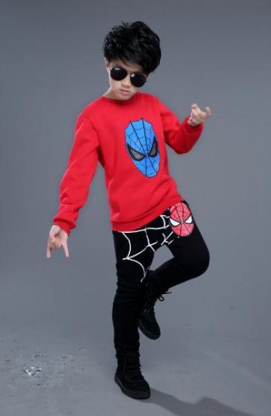 Bộ quần áo siêu nhân nhện cho bé trai 17-30kg- Đọc kỹ hướng dẫn chọn size dưới chi tết sản phẩm