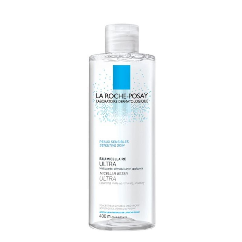 La Roche Posay Nước Tẩy Trang Micellar Water Ultra Sensitive 400ml tốt nhất