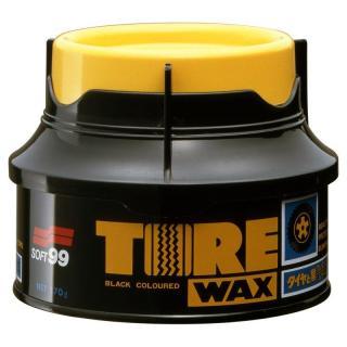 Sáp Phủ Bóng Lốp Xe - Tire Black Wax Soft99 thumbnail