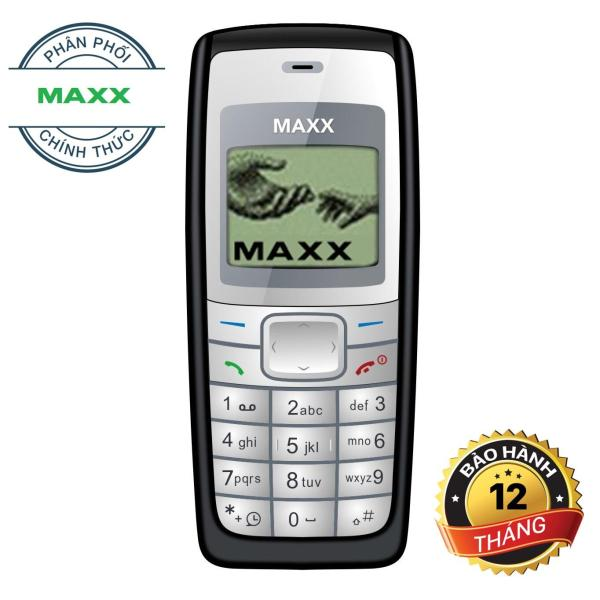 ĐTDĐ MAXX N1110 - Bảo hành 12 tháng - Đen