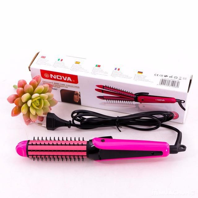 Máy tạo kiểu tóc 8890 ( uốn duỗi bấm ) giá rẻ