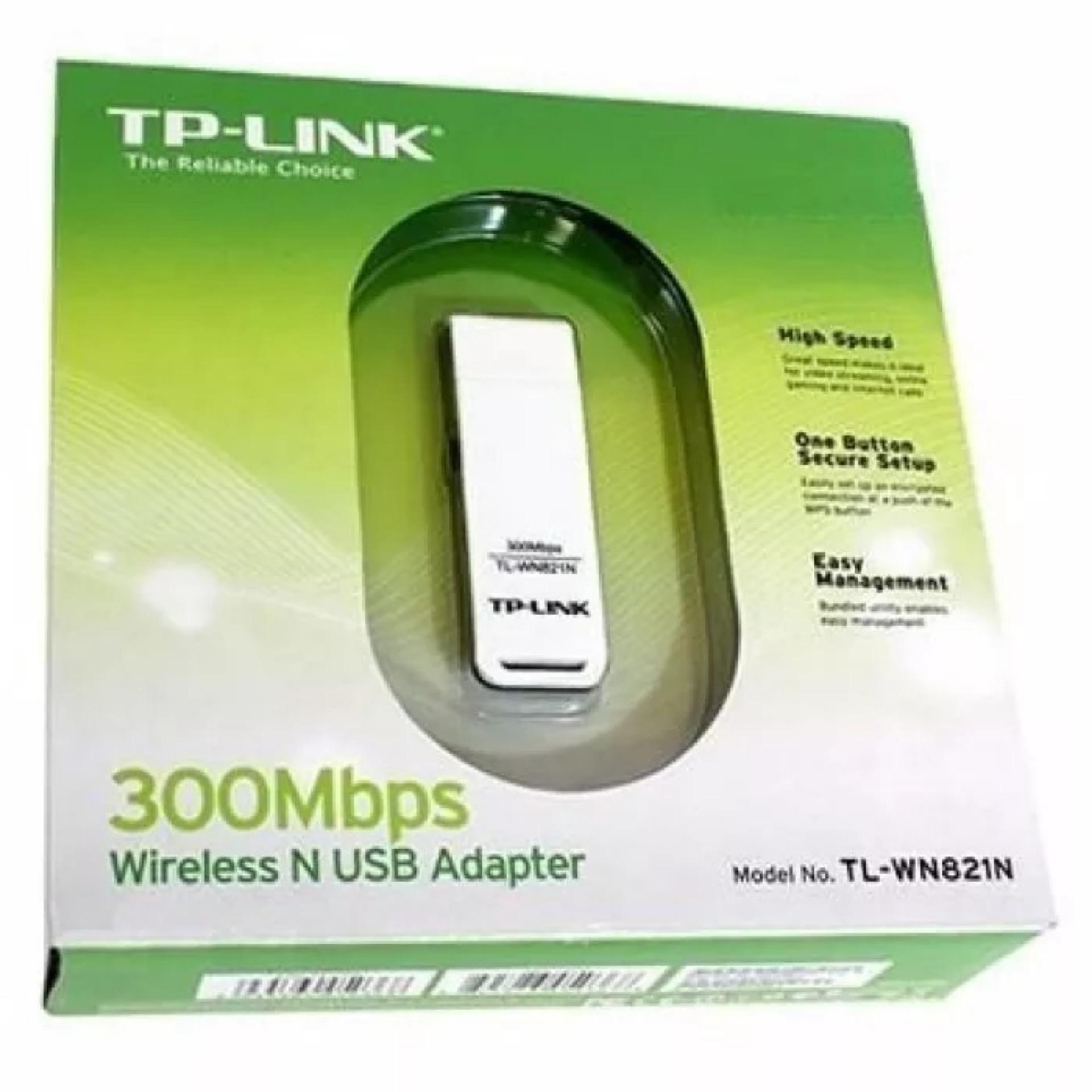 Giá USB Wifi TP-Link TL-WN821N 300Mbps