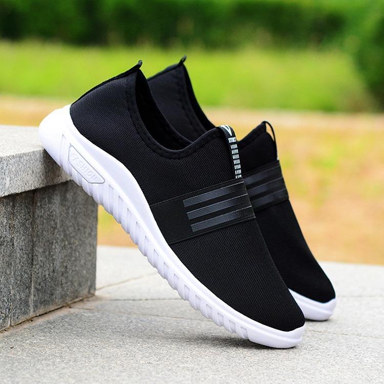 Mua Giay Sneaker Thể Thao Nam Sodoha Sn03059Bw Mới Nhất