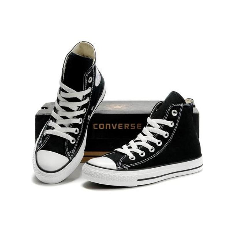 Converse Classic Đen trắng cao cổ NAM/ NỮ [ HÀNG VIỆT NAM]