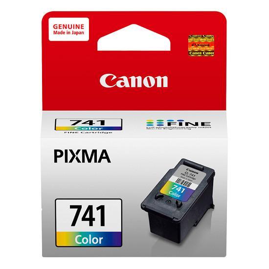 Giá Tiết Kiệm Để Sở Hữu Ngay Mực In Canon CL-741 Màu  Ink Cartridge (PG741