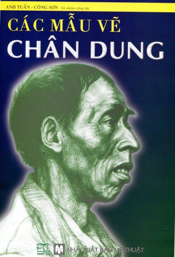 Mua Các Mẫu Vẽ Chân Dung - Công Sơn,Anh Tuấn
