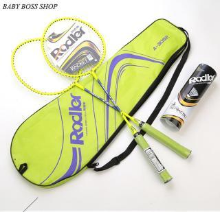 [ TẶNG CẦU LÔNG ] Bộ 2 vợt cầu lông Roadler khung hợp kim siêu bền thumbnail
