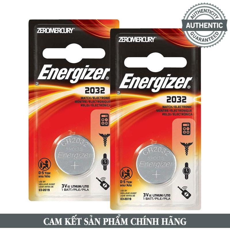 2 Pin Energizer 2032 3V