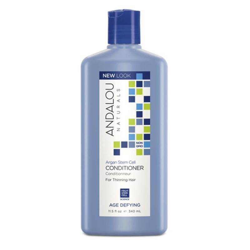 Dầu xả cho tóc mỏng từ dầu Argan 340ml Andalou 27320 nhập khẩu