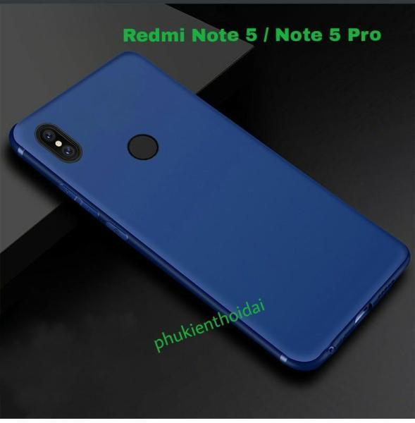 Xiaomi Redmi Note 5 / 5 Pro ốp dẻo TPU siêu mỏng cao cấp