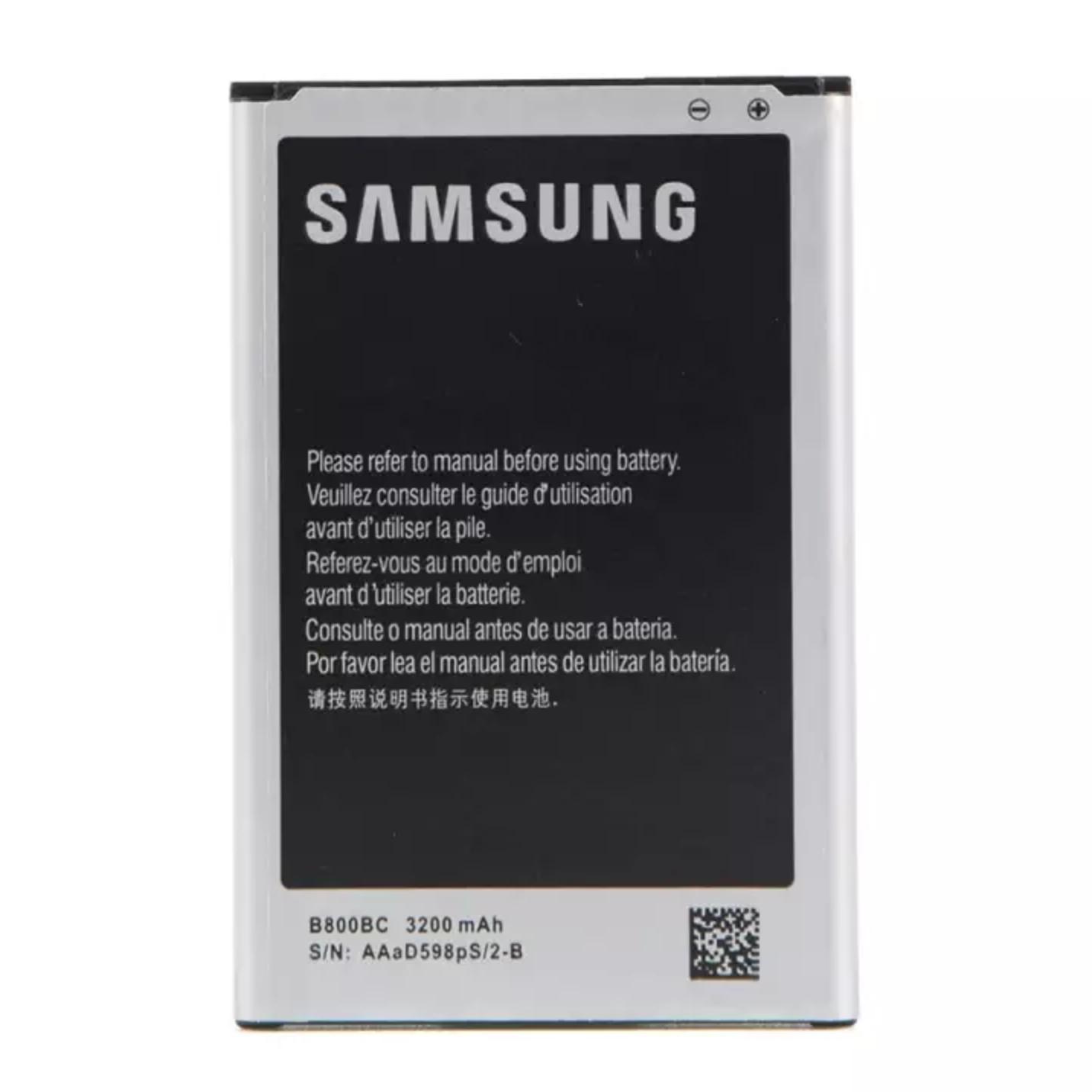 Hình ảnh Pin Samsung Note 3 (3200mAh) - Hàng nhập khẩu